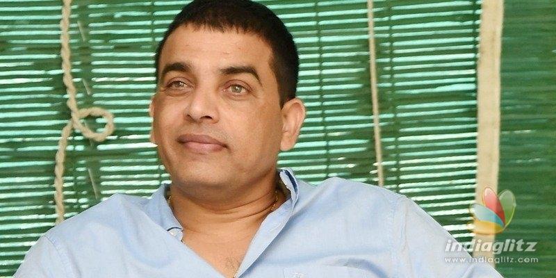 Report on his secret marriage irritates Dil Raju