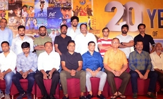 Sri Venkateshwara Creations 20 Years Completes Press Meet