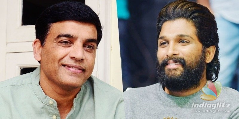 Dil Raju gives official update on Allu Arjuns ICON