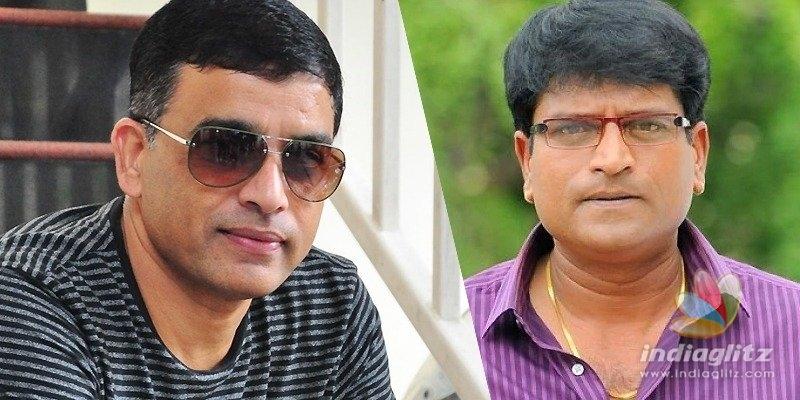 Dil Raju decides to present Ravi Babus Aaviri