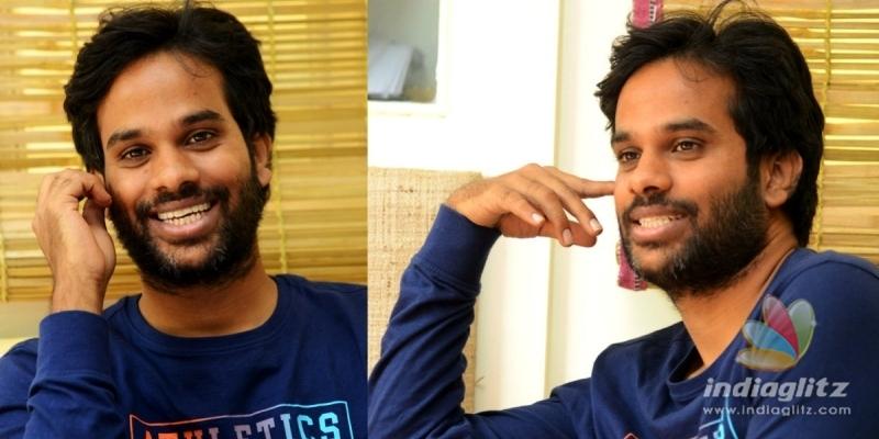 Jathi Ratnalu is a satirical comedy about three dumb men: Anudeep KV