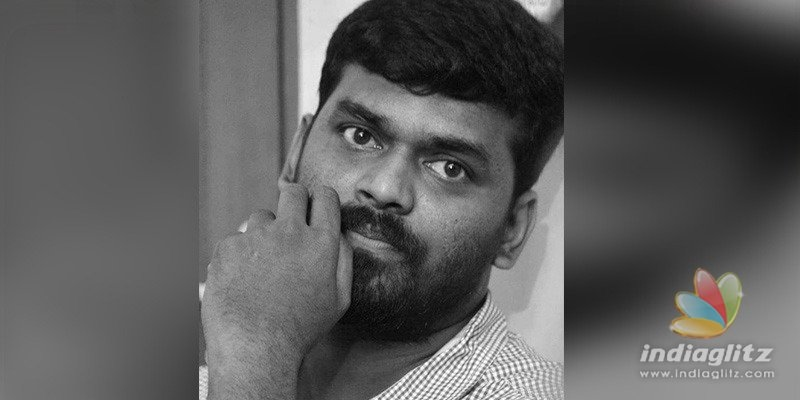 Director killed in road accident; his guru Shankar mourns