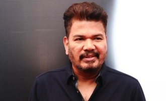 Shankar gets emotional after police summons in accident case