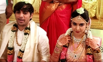 'Saaho' director Sujeeth marries Pravallika