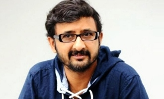 Director Teja clarifies about web-series in his direction
