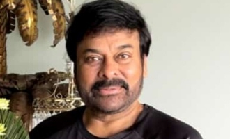 They are my four captains Chiranjeevi