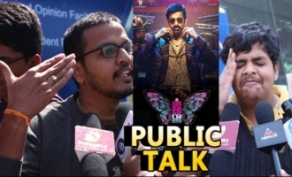 Disco Raja Movie Public Talk | #discoraja | Ravi teja | Nabha Natesh | Payal Rajput