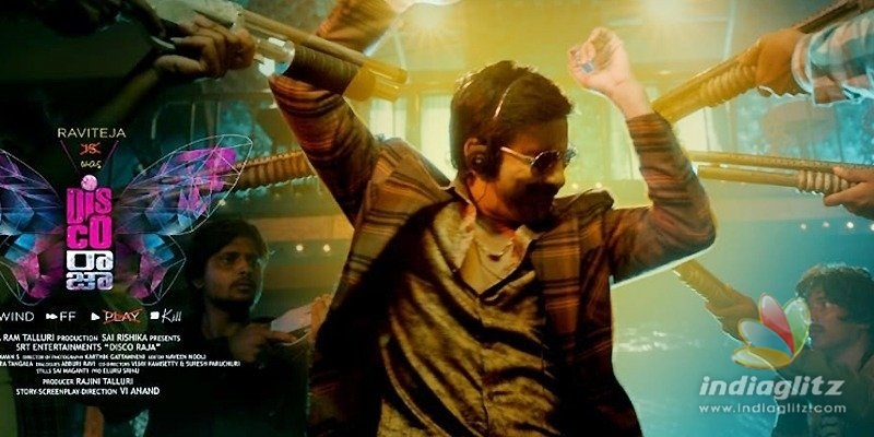 Disco Raja Teaser: Medical research & a stylish Ravi Teja