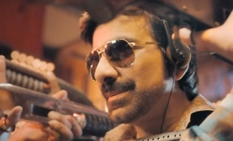 'Disco Raja' Teaser: Medical research & a stylish Ravi Teja
