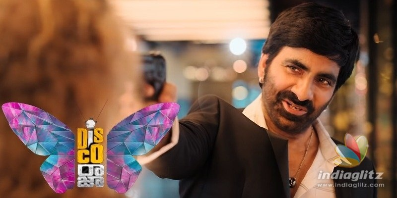 Freak Out video song: Ravi Teja is high on style quotient