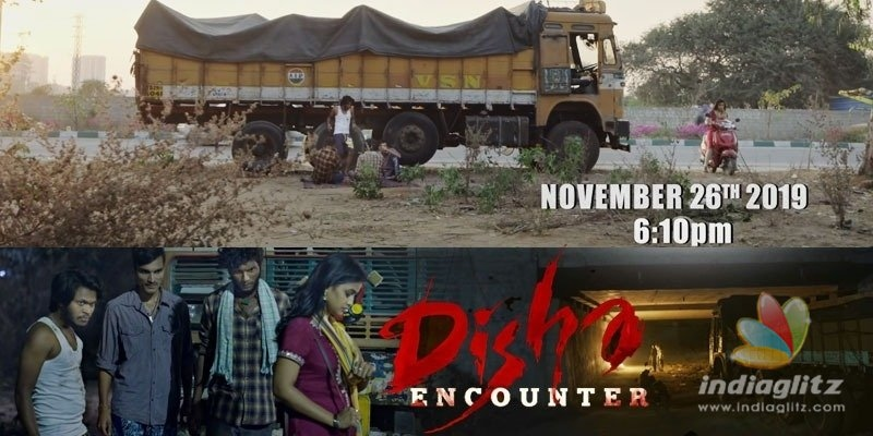 Ram Gopal Varma unveils trailer of Disha Encounter