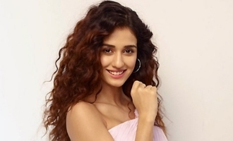 Folks go gaga over Disha Patani's red lingerie pic