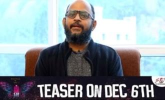 VI Anand about Disco Raja Movie and Ravi Teja