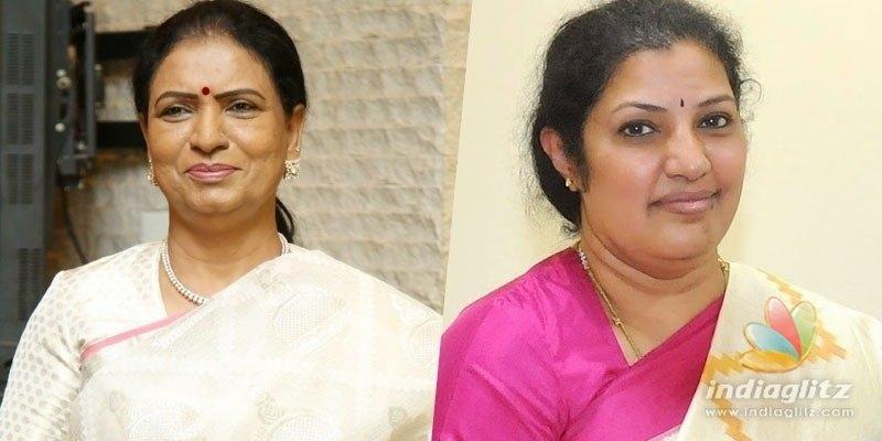 Breaking: BJP makes DK Aruna its National VP, Purandeswari is General Secretary