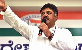 Karnataka government falling? DK opens up