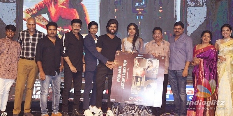 Dorasaani event: Dr. Rajasekhar is proud of his daughter