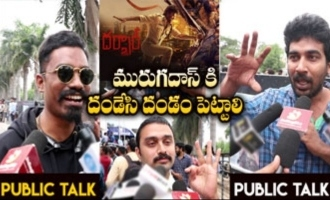 Darbar Movie Public Talk