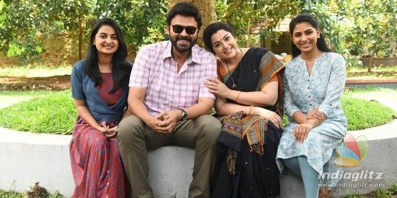 'దృశ్యం 2' సెన్సార్ కార్యక్రమాలు పూర్తి..