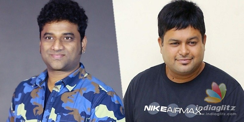 DSP out, Thaman in for Mahesh Babus movie