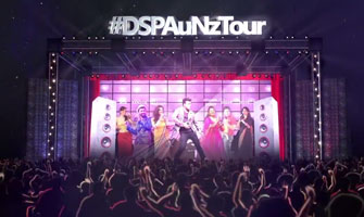 DSP's Biggest Indian Live Music Concert Teaser @ Australia & New Zealand