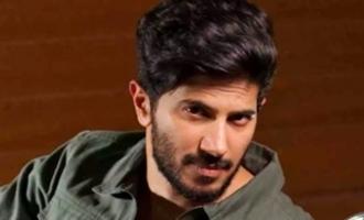 Dulquer Salmaan unveils 'Hanu-Man' First Look