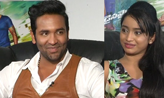 Manchu Vishnu Talks about 'Dynamite'