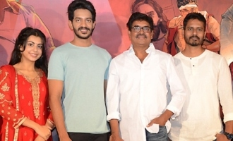 'Edaina Jaragochu' Press Meet