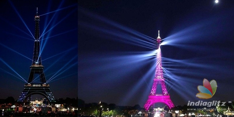 Eiffel Towers 130th birthday celebrated