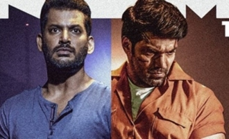 'Enemy' Trailer: Vishal, Arya fight it out