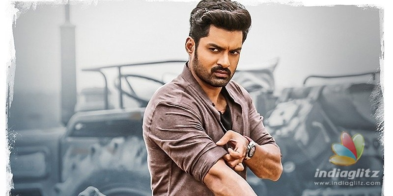 Nandamuri hero not afraid of big stars competition