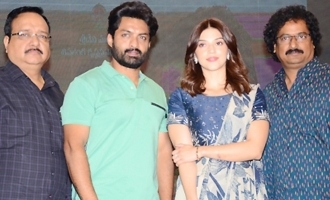 'Entha Manchivaadavuraa' Press Meet