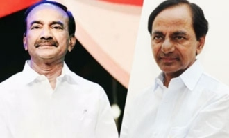 Etela Rajender goes, KCR becomes Health Minister