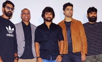 'Evaru' Trailer Launch