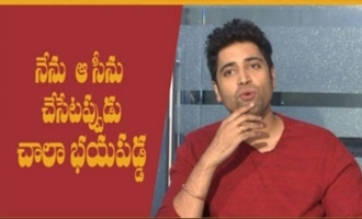 Evaru Movie Funny Interview