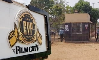 EVP Film City: Four accidents in four years!