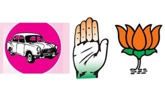 Exit Polls: TRS gets great relief, BJP gets jolt, Congress laughs