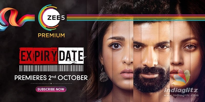 'Expiry Date' to stream on ZEE5 from October 2