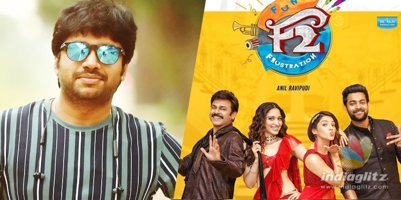 F2, Anil Ravipudi win Indan Panorama awards