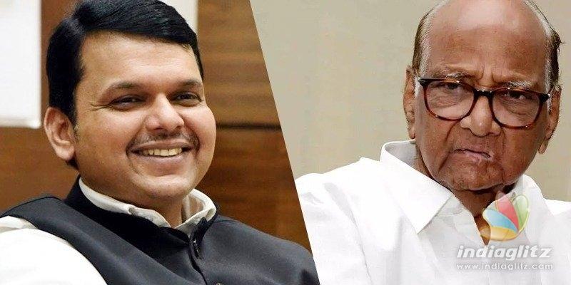 Maha politics is like Balakot airstrikes: Netizens
