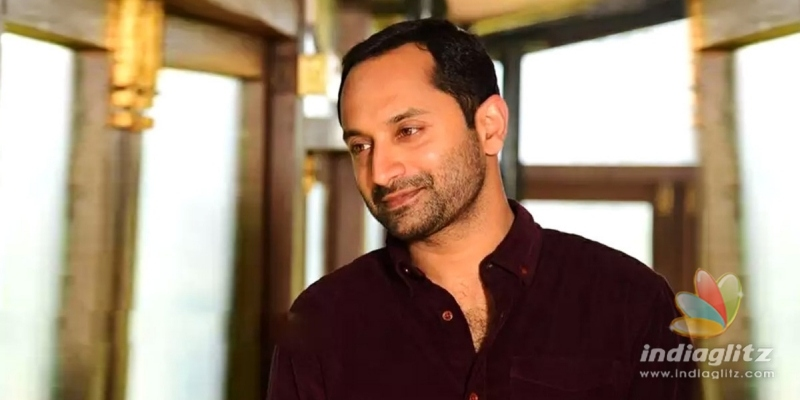 After Pushpa, Fahadh Faasil confirmed for one more biggie