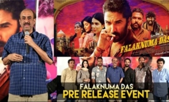 Falaknuma Das Movie Pre Release Event