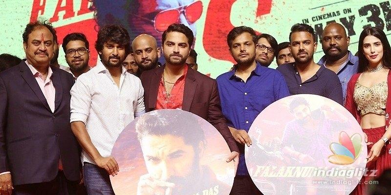 That director should quit direction: Nani @ Falaknuma Das event