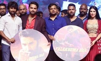 'Falaknuma Das' Pre Release