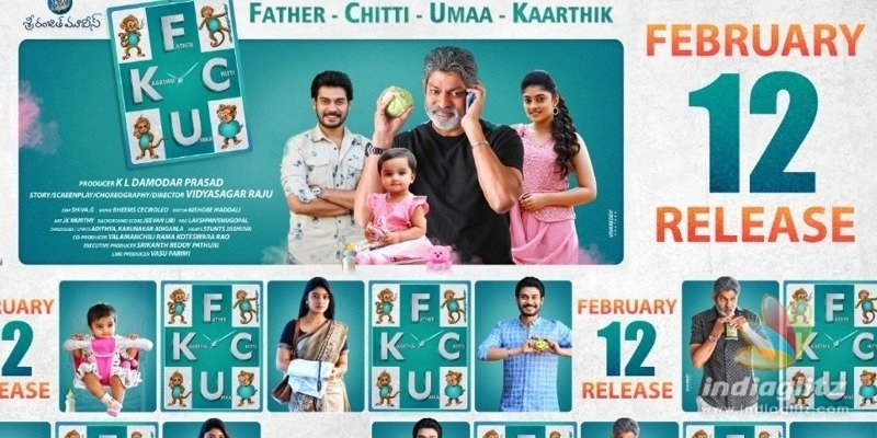 Family entertainer FCUK confirms its release date