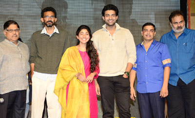 'Fidaa' Movie Sambaralu