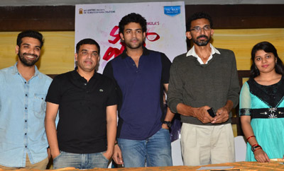 'Fidaa' Press Meet At Vijayawada