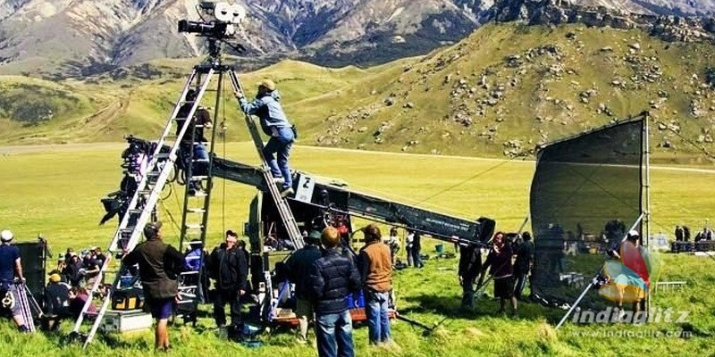 Producers decide to issue new safety guidelines for shoots!
