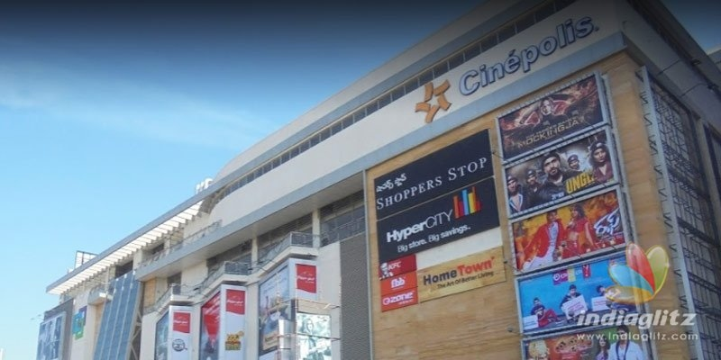 FIR against Cinepolis multiplex in Hyderabad