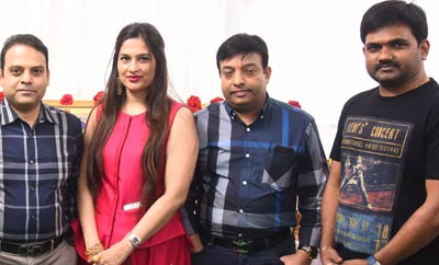 '1st Rank Raju' Movie Launch