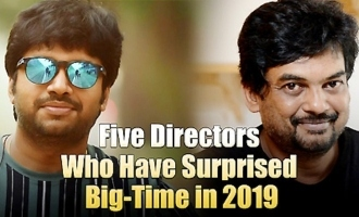 Five Directors Who Have Surprised BigTime in 2019